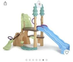 Little Tikes 1,2,3 Climber, Slide Outdoor Playset Toddler Gy