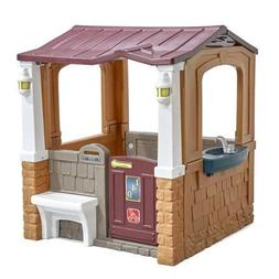 Step2 56191621 Seaside Villa Playhouse Kids