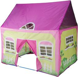 Pacific Play Tents 60601 Kids Cottage Play House, Play Tent