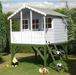 90 Playhouse Plans and Accessories Wendy House Swingset Outd