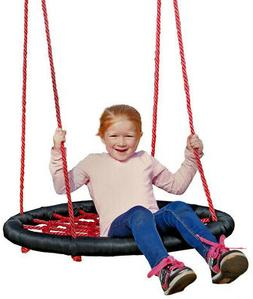 Gorilla Playsets Orbit Swing, XL, Red