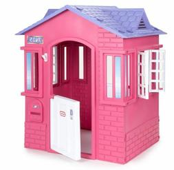 Princess Playhouse Portable Cottage Sturdy Kids Toddler Ligh