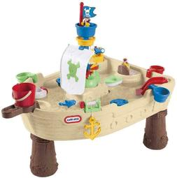 Little Tikes Anchors Away Pirate Ship Outdoor Playset Kids T