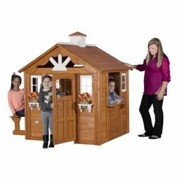 Big Backyard Bayberry Playhouse