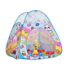 chinatera Children's Ball Pit Play Tent Indoor/Outdoor Pla