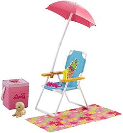 beach picnic furniture accessory set