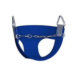 Blue Residential Half Bucket without Chain