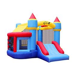 Bounce House Castle Bouncy Inflatable Slide Playhouse With B