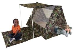 Camo Fort Set Play Tent