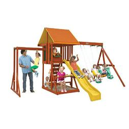 Cedarbrook Wooden Playset by KidKraft