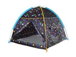 Child Kid Play Tent Glow-in-the-Dark Galaxy Dome Indoor Outd