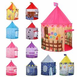 Children Castle Ball Pit Pool Toy Tent For Baby Kids Play Ho