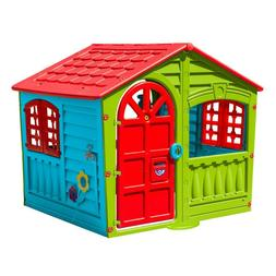 Children's Play House Indoor Outdoor Backyard Playhouse Kids