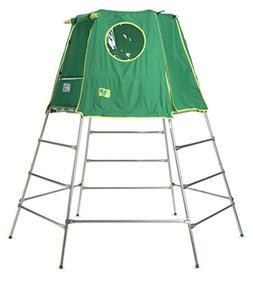 HearthSong® Climber Explorer Outdoor Playhouse Den