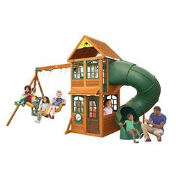 KidKraft Cloverdale Wooden Playset, Natural