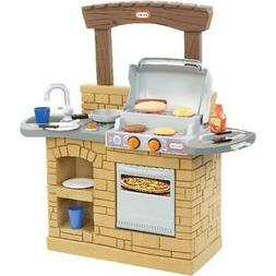 Little Tikes Cook n Play Outdoor BBQ Grill Play Set