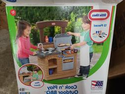 Little Tikes Cook 'n Play Outdoor BBQ Play Set