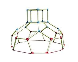 Lil' Monkey Dome Climber - Jungle Gym Playground Equipment,