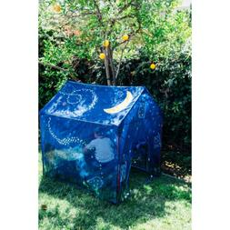 Firefly Play Tent w/ Carrying Bag Glow in The Dark Playhouse