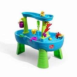 Fun & Durable Kids Large Outdoor Water Table Playset w/ Ador