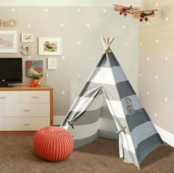 Indoor Outdoor Playhouse Sleeping Dome Indian Teepee Childre