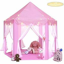 Monobeach Kids Play House Princess Tent - Indoor and Outdoor