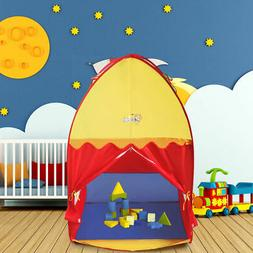 Kids Baby Play Tent House Playhouse Cute Indoor Outdoor Port