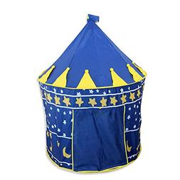 kids children castle play tent
