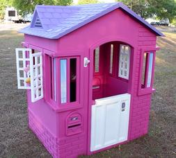 Playhouse for Kids Girl Child Outdoor Indoor Large Portable