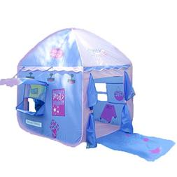 Kids Play Tent, Beauty Salon Style Indoor/Outdoor Playhouse