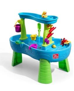 Kids Pond Water Table Playset Rain Showers Splash Small Pack