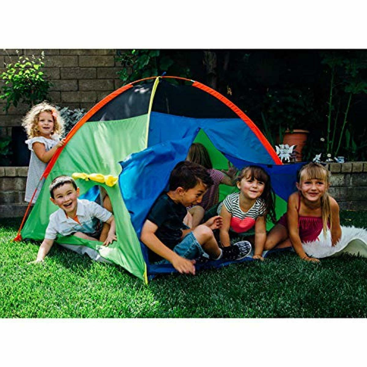 Pacific Super Duper Kids Playhouse Tent Indoor/Outdoor