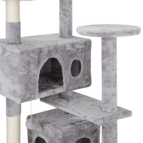 """53"""" Scratching Post Playhouse Cave"""