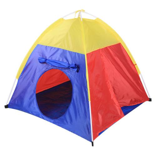 7 in Portable Tent Crawl Play Indoor