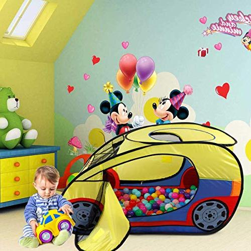 Anyshock Playhouses Car with a 1-6 Years
