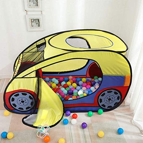 Anyshock for Kids Outdoor Car with Carrying Case as a for 1-6 Old