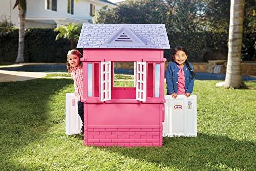 Little Tikes Princess Cottage Playhouse,