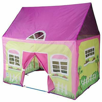 Pacific Play Tents Kids Cottage Play House Tent Playhouse fo