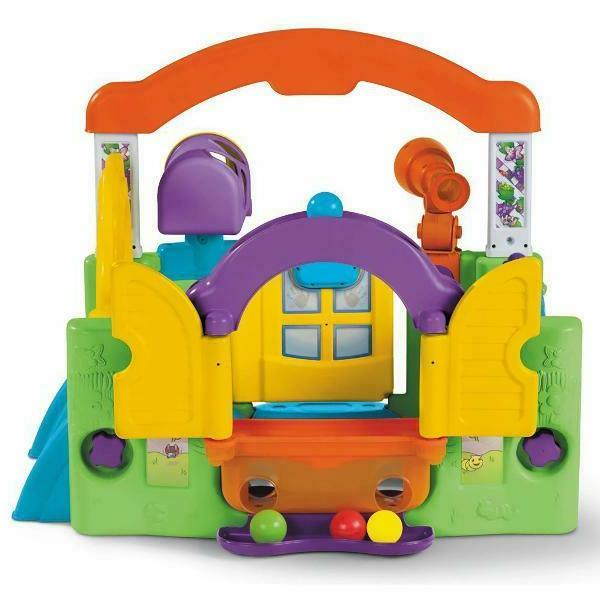 Little Baby Playset Play House Kids