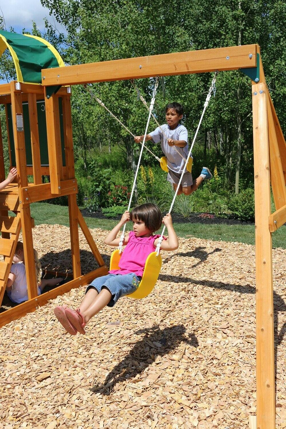 Backyard Swing Kids New