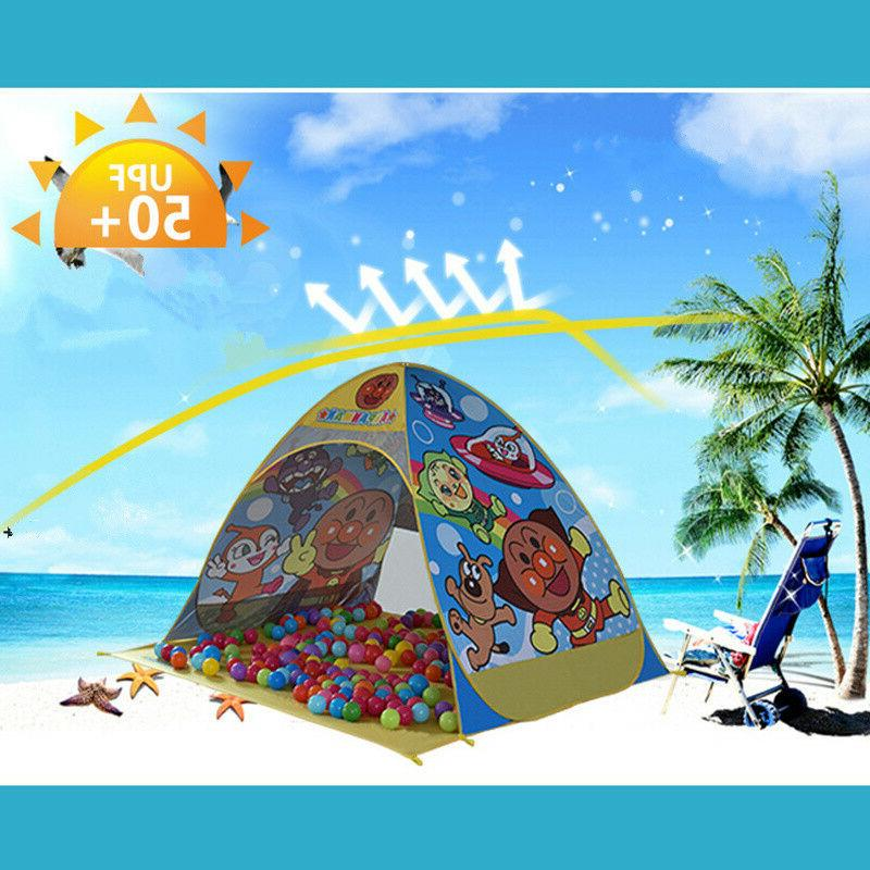 Beach Kids Pop Up Canopy Shelter Camping Play