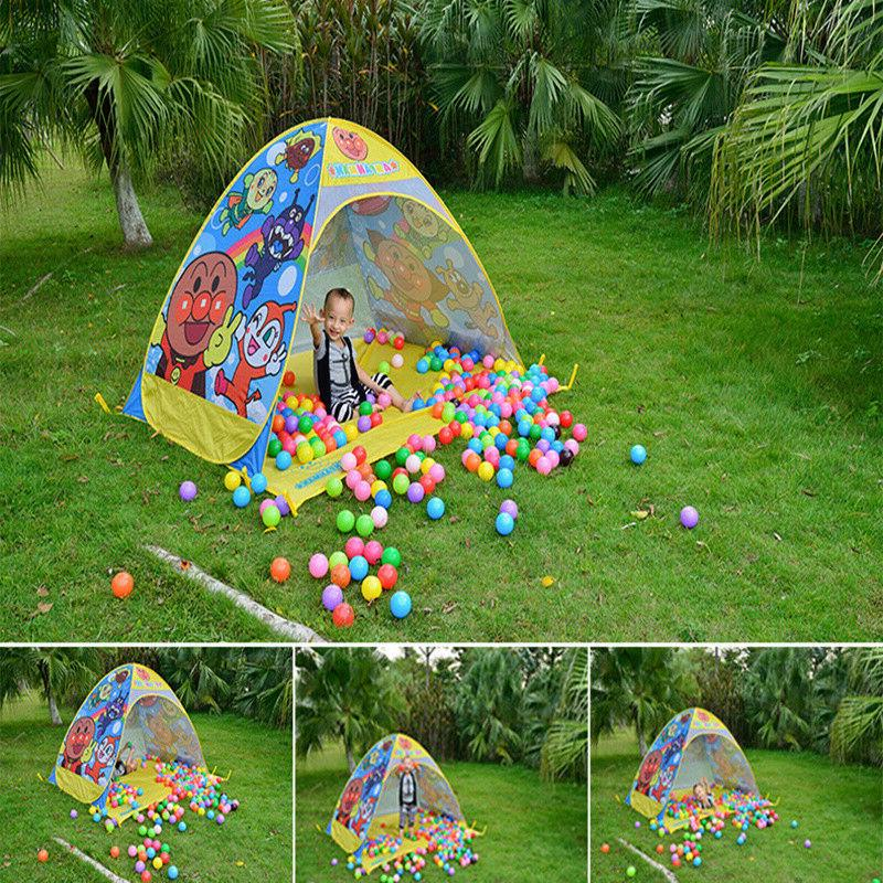 Up Shelter Camping Game Play