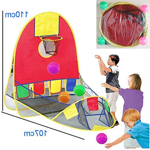 Botrong Children Indoor Play Puzzle House