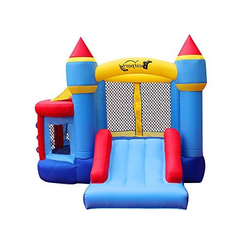 Bounce Bouncy Inflatable Slide Ball With