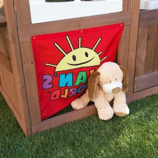 KidKraft World™ Outdoor Playhouse, Delivery