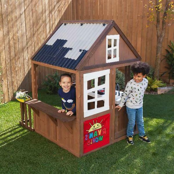 KidKraft Outdoor Playhouse, Delivery