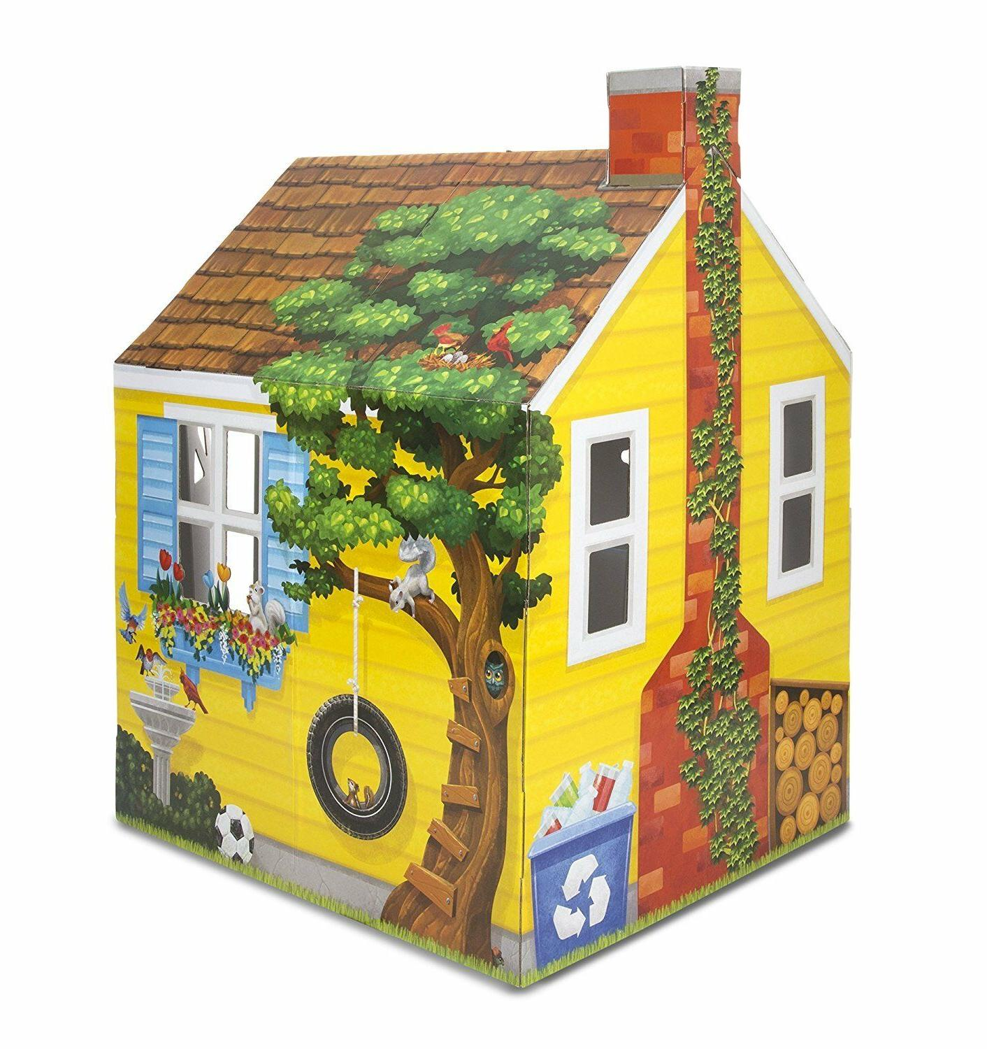 Melissa & Doug Structure Playhouse