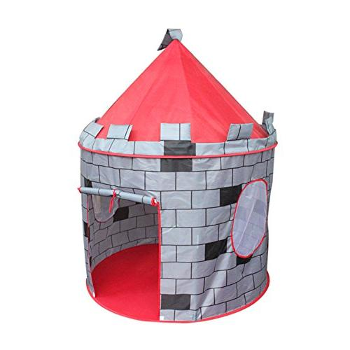 Hi Castle House Mongolian Tent Indoor Outdoor Beach Toys Playhouse for Boys Girls Princess