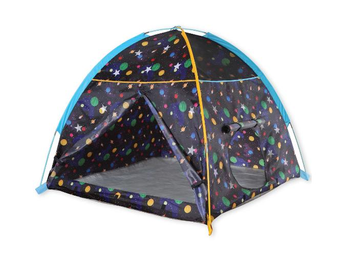 child kid play tent glow in