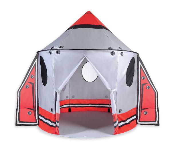 child kids play tent classic space ship